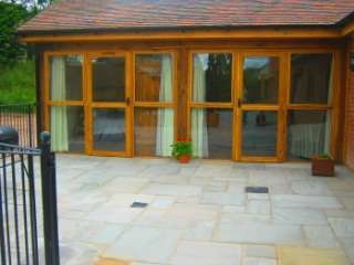 Self-catering barn conversion in Herefordshire