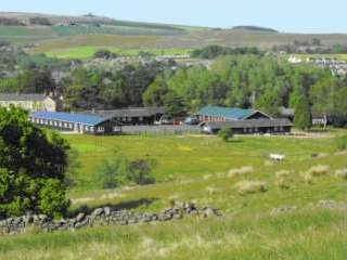 Self-catering country lodges in Northumberland