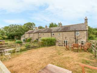 Ryehill Farm Dog-Friendly Cottage, Northumberland National Park