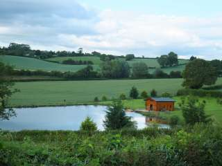 The Cabin - Countryside Cabins Herefordshire
