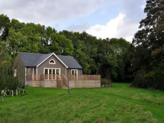 Holiday lodges in north Essex
