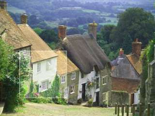 Updown Cottage in Historical Shaftesbury