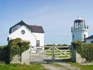Cottage close to lighthouse