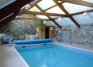 Self Catering Cottages With Swimming Pools In Wales