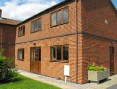 Carp Cottage for fishing holidays, Lincolnshire,  England