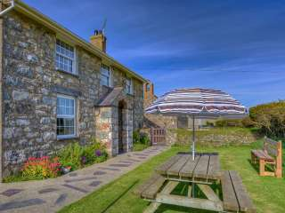 Holiday cottage Llyn Peninsula