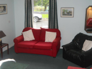 Tievebulliagh Holiday cottage with wheelchair access and wet room in County Antrim northern Ireland