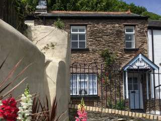 Tollgate Cottage at Hele Bay, Ilfracombe, Devon,  England