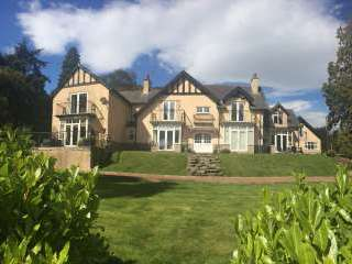 Westcliffe House - Luxury Holiday Homes in Rothbury