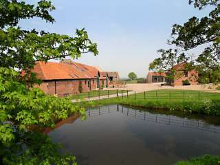 Wheatacre Hall Barns, Suffolk,  England