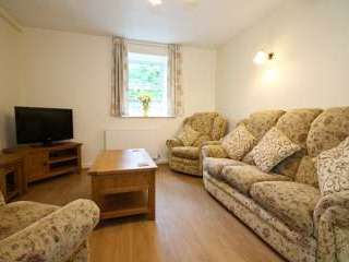 Comfortable lounge at Soar Cottage, Aberystwyth