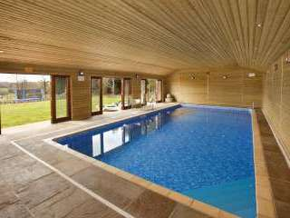 Whitehaven's heated indoor swimming pool