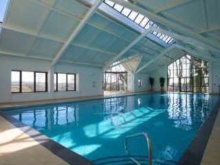 Highbullen Country Club Swimming Pool