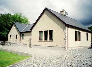 Self catering country cottages on Speyside near Aberlour Banffshire Scotland