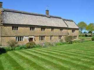 Higher Burrow Farmhouse, Somerset,  England