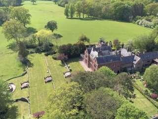 Staffield Hall, Cumbria,  England