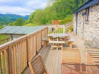 Cae Madog Barn, Powys,  Wales