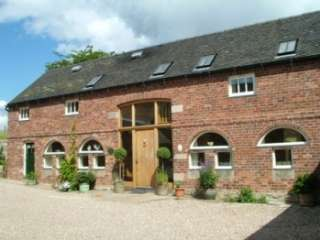 luxury self-catering derbyshire