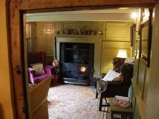 Cissy's Cottage, Suffolk,  England