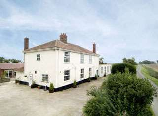 large house rental lincolnshire