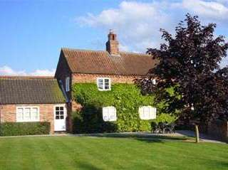 self-catering cottage in Southwell near Nottingham