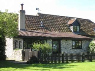 Single storey cottage