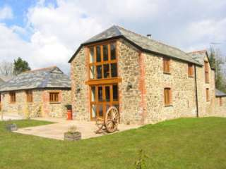 Stone selfcatering barn in Devon