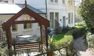 self-catering apartment on the Colmer Estate in Devon