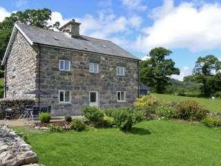 Ty Mawr Farmhouse, Snowdonia National Park, Gwynedd,  Wales
