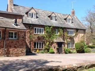 Dragon Country House near Exmoor, Somerset,  England