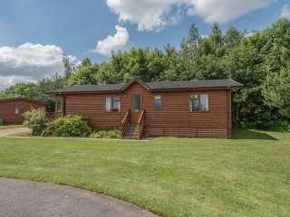 Callow Holiday Lodge, Shropshire,  England