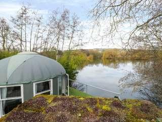 Lakeside Yurt, Cotswolds, Worcestershire,  England