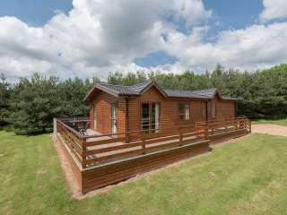 Callow Timber Lodge 2, Shropshire,  England