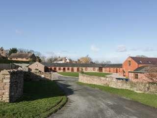 Bull Barn near Shrewsbury, Shropshire,  England