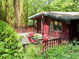 Skiptory Woodland Holiday Lodge, Cumbria,  England