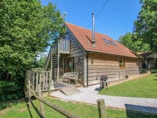 Hazel Wooden Lodge near Exmoor, Somerset,  England