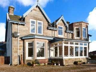 Alvey House, Highland,  Scotland