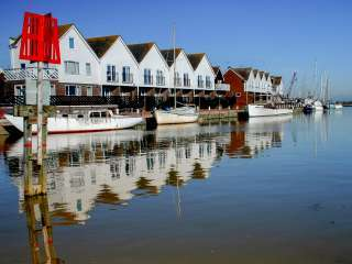 The Boathouse Romantic Apartment, Sussex,  England