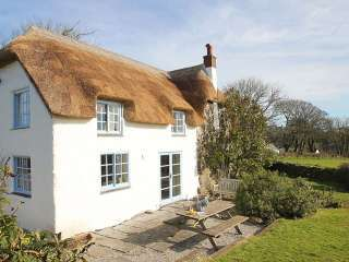 Rose Country Cottage, Cornwall,  England