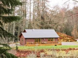 Fersit Log Cottage, Highland,  Scotland