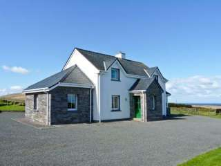 Valentia Island Cottage with Sea and Mountain Views