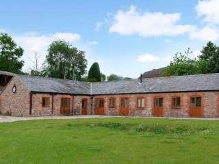 Bull Barn near Shrewsbury