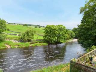 Rose Riverside Cottage, Yorkshire Dales