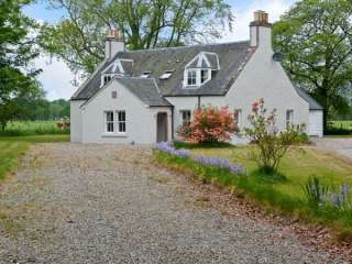 Easter Urray Country Cottage, Inverness-shire,  Scotland