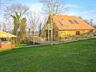 Hazel Wooden Lodge near Exmoor