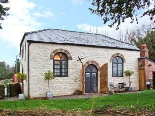 Old Wye Valley Chapel
