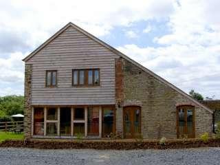 Glebe Barn, Shropshire Hills