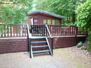 Skiptory Woodland Holiday Lodge