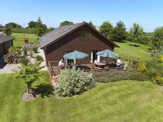 Callow Holiday Lodge, Shropshire,  England