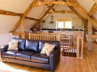 Shepherd's Hut Barn, rural Dorset, Dorset,  England